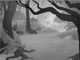 Jungle Scene 2